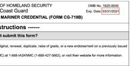 Application Forms Expiration Date