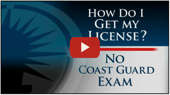 How Do I Get My Captains License Video Thumbnail