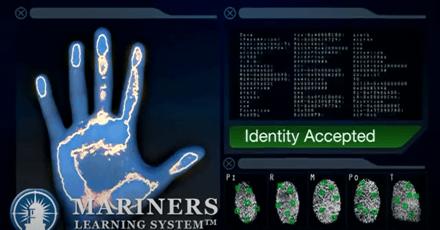 TWIC Card Fingerprints